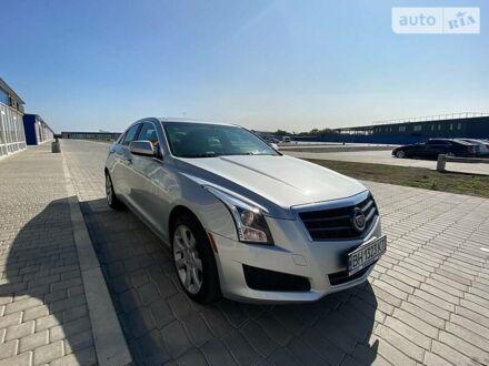 Сірий Каділак АТС, об'ємом двигуна 2 л та пробігом 92 тис. км за 12900 $, фото 1 на Automoto.ua
