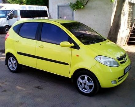 Жовтий Чана Benni, об'ємом двигуна 1.3 л та пробігом 74 тис. км за 3200 $, фото 1 на Automoto.ua