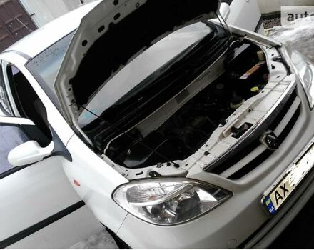 Белый Чана Бенни, объемом двигателя 1.3 л и пробегом 75 тыс. км за 2500 $, фото 1 на Automoto.ua