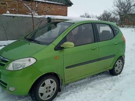 Зеленый Чана Бенни, объемом двигателя 1.3 л и пробегом 135 тыс. км за 3100 $, фото 1 на Automoto.ua
