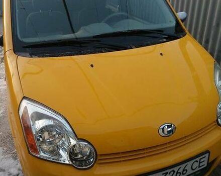 Жовтий Чендж Ideal II, об'ємом двигуна 1.1 л та пробігом 34 тис. км за 3500 $, фото 1 на Automoto.ua