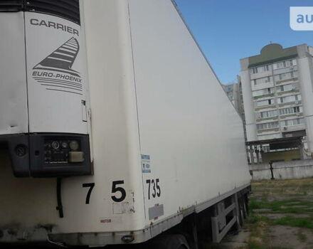 Череау Карриер, объемом двигателя 0 л и пробегом 120 тыс. км за 4500 $, фото 1 на Automoto.ua