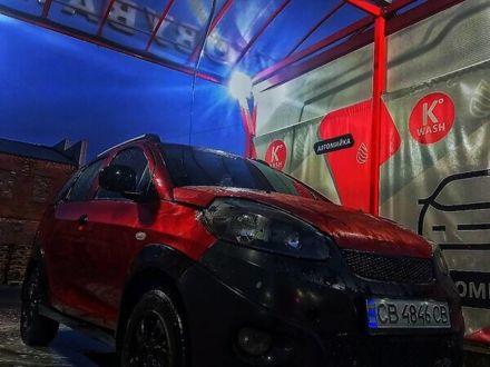 Червоний Чері Біт, об'ємом двигуна 1.3 л та пробігом 133 тис. км за 3000 $, фото 1 на Automoto.ua