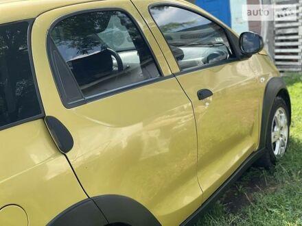 Желтый Чери Бит, объемом двигателя 1.3 л и пробегом 80 тыс. км за 4500 $, фото 1 на Automoto.ua