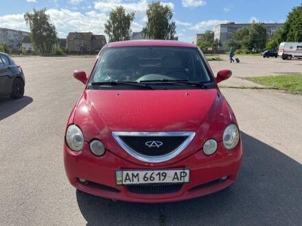 Красный Чери Другая, объемом двигателя 1.3 л и пробегом 243 тыс. км за 2400 $, фото 1 на Automoto.ua