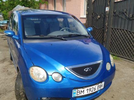 Синий Чери Другая, объемом двигателя 1.3 л и пробегом 75 тыс. км за 3100 $, фото 1 на Automoto.ua