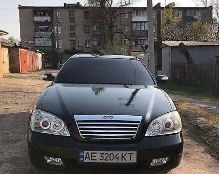 Черный Чери Истар, объемом двигателя 2 л и пробегом 100 тыс. км за 4200 $, фото 1 на Automoto.ua