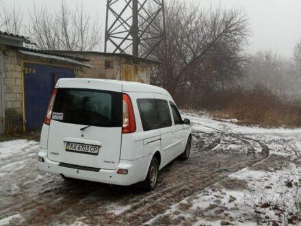 Белый Чери Карри, объемом двигателя 1.6 л и пробегом 140 тыс. км за 3471 $, фото 1 на Automoto.ua