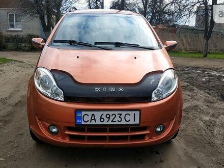 Оранжевый Чери Кимо, объемом двигателя 1.3 л и пробегом 75 тыс. км за 3900 $, фото 1 на Automoto.ua