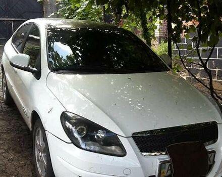 Белый Чери М11, объемом двигателя 1.6 л и пробегом 52 тыс. км за 5500 $, фото 1 на Automoto.ua