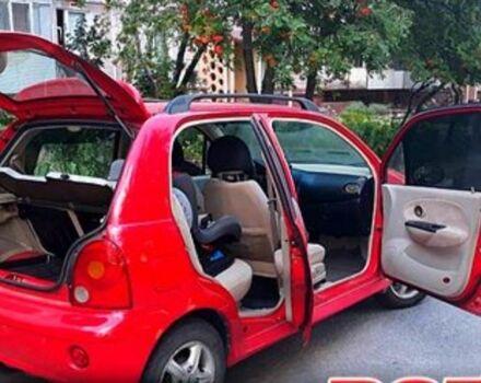 Красный Чери Кью Кью, объемом двигателя 8 л и пробегом 30 тыс. км за 4000 $, фото 1 на Automoto.ua
