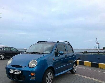 Синій Чері Кью Кью, об'ємом двигуна 1.1 л та пробігом 203 тис. км за 3000 $, фото 1 на Automoto.ua