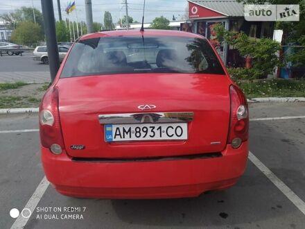Червоний Чері СКР, об'ємом двигуна 1.3 л та пробігом 140 тис. км за 3000 $, фото 1 на Automoto.ua