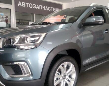 купить новое авто Чери Tiggo 2 2020 года от официального дилера Харьков Авто Чери фото