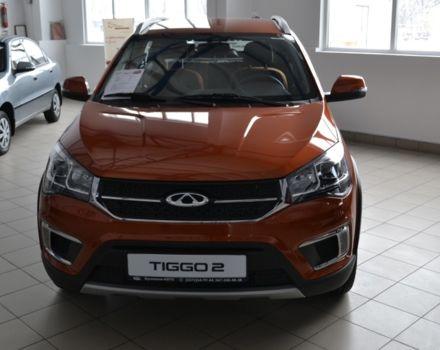 купить новое авто Чери Tiggo 2 2020 года от официального дилера Буковина-Авто Чери фото