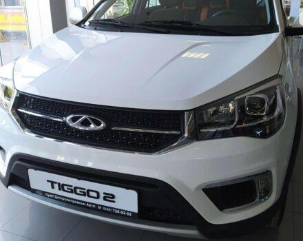 купить новое авто Чери Tiggo 2 2020 года от официального дилера Днепропетровск-Авто Чери фото