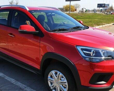 купить новое авто Чери Tiggo 2 2021 года от официального дилера «Одесса-АВТО» Чери фото