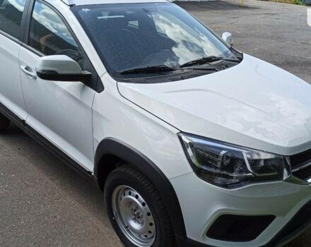 купить новое авто Чери Tiggo 2 2021 года от официального дилера Хмельниччина-Авто Чери фото
