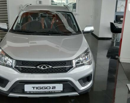 купить новое авто Чери Tiggo 2 2021 года от официального дилера Филиал Днепропетровск-авто KIA & Jeep Чери фото