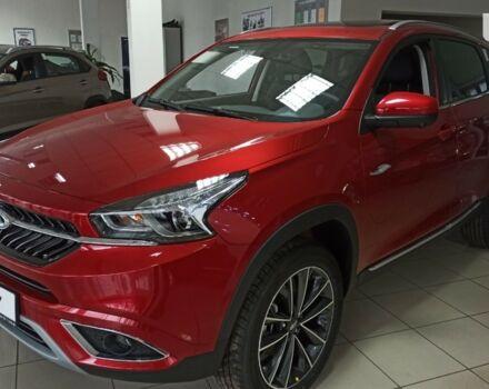 купить новое авто Чери Tiggo 7 2021 года от официального дилера Хмельниччина-Авто Чери фото
