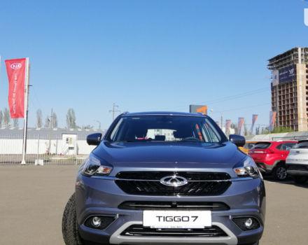купить новое авто Чери Tiggo 7 2021 года от официального дилера Блиц Авто Чери фото