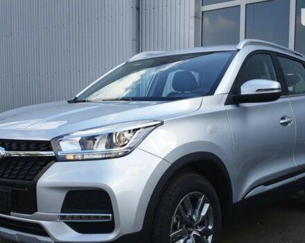 купить новое авто Чери Tiggo 4 2020 года от официального дилера «Одесса-АВТО» Чери фото
