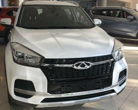 купить новое авто Чери Tiggo 4 2021 года от официального дилера Автосалон Фрунзе-Авто Чери фото