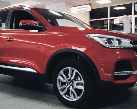купить новое авто Чери Tiggo 4 2021 года от официального дилера Харьков Авто Чери фото