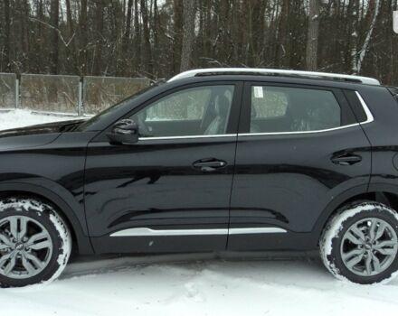 купити нове авто Чері Tiggo 4 2021 року від офіційного дилера Либідь-АВТО Чері фото