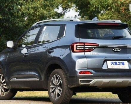 купити нове авто Чері Tiggo 4 2021 року від офіційного дилера Сфера-Авто Чері фото