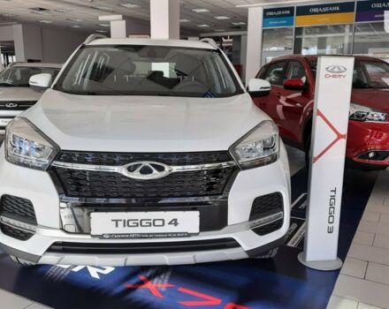 купить новое авто Чери Tiggo 4 2021 года от официального дилера Галичина-Авто Чери фото