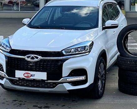 купить новое авто Чери Tiggo 8 2020 года от официального дилера АвтоХІТ Чери фото