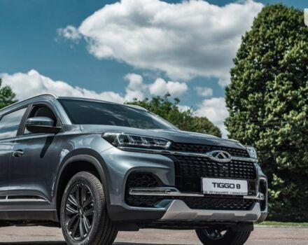 купить новое авто Чери Tiggo 8 2020 года от официального дилера Сфера-Авто Чери фото