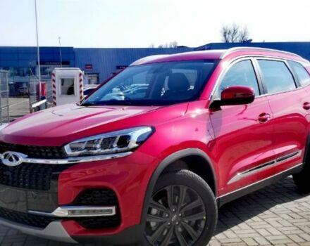 купить новое авто Чери Tiggo 8 2020 года от официального дилера «Одесса-АВТО» Чери фото