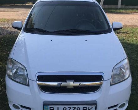 Белый Шевроле Авео, объемом двигателя 1.5 л и пробегом 79 тыс. км за 7000 $, фото 1 на Automoto.ua