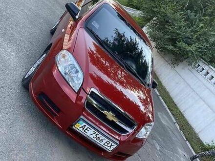 Червоний Шевроле Авео, об'ємом двигуна 1.5 л та пробігом 97 тис. км за 5500 $, фото 1 на Automoto.ua