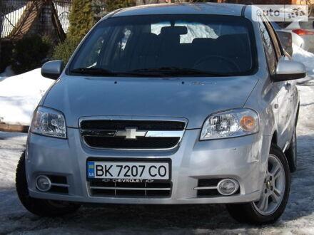 Серый Шевроле Авео, объемом двигателя 1.4 л и пробегом 32 тыс. км за 6700 $, фото 1 на Automoto.ua