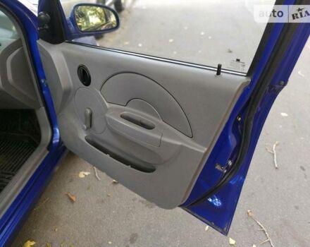 Синій Шевроле Авео, об'ємом двигуна 1.2 л та пробігом 180 тис. км за 4000 $, фото 1 на Automoto.ua