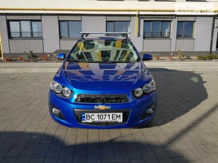 Синий Шевроле Авео, объемом двигателя 1.4 л и пробегом 66 тыс. км за 9300 $, фото 1 на Automoto.ua