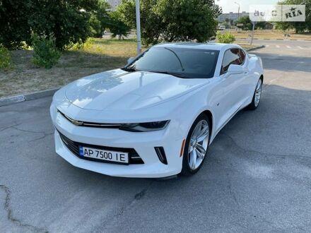 Белый Шевроле Камаро, объемом двигателя 3.6 л и пробегом 18 тыс. км за 33000 $, фото 1 на Automoto.ua