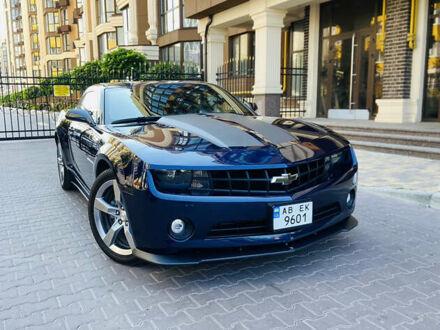 Синий Шевроле Камаро, объемом двигателя 3.6 л и пробегом 58 тыс. км за 17500 $, фото 1 на Automoto.ua