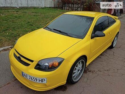 Желтый Шевроле Кобальт, объемом двигателя 2.2 л и пробегом 170 тыс. км за 6500 $, фото 1 на Automoto.ua