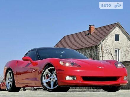 Червоний Шевроле Корвет, об'ємом двигуна 6 л та пробігом 20 тис. км за 35900 $, фото 1 на Automoto.ua