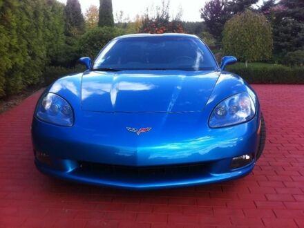 Синій Шевроле Корвет, об'ємом двигуна 6 л та пробігом 49 тис. км за 35000 $, фото 1 на Automoto.ua