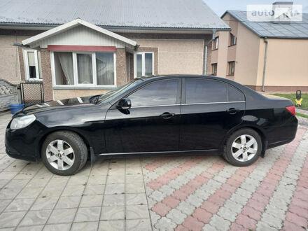 Черный Шевроле Эпика, объемом двигателя 2 л и пробегом 137 тыс. км за 6200 $, фото 1 на Automoto.ua