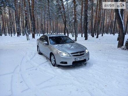 Сірий Шевроле Епіка, об'ємом двигуна 2 л та пробігом 67 тис. км за 8500 $, фото 1 на Automoto.ua