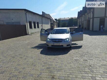 Серый Шевроле Эпика, объемом двигателя 2 л и пробегом 280 тыс. км за 5555 $, фото 1 на Automoto.ua