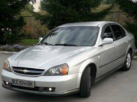 Серый Шевроле Эванда, объемом двигателя 2 л и пробегом 140 тыс. км за 5200 $, фото 1 на Automoto.ua