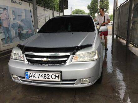 Серый Шевроле Лачетти, объемом двигателя 1.8 л и пробегом 200 тыс. км за 0 $, фото 1 на Automoto.ua