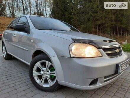 Серый Шевроле Лачетти, объемом двигателя 1.6 л и пробегом 140 тыс. км за 4999 $, фото 1 на Automoto.ua